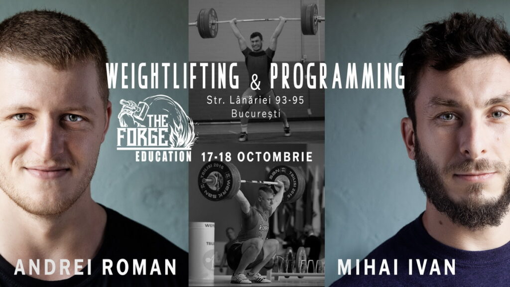 Weightlifting & Programming Seminar